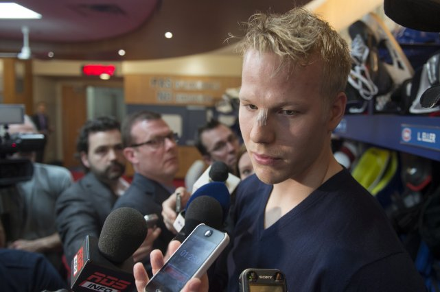 Lars Eller... (Photo Ryan Remiorz, La Presse Canadienne)