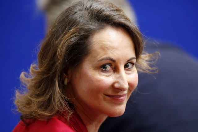 Battue en juin aux élections législatives, Ségolène Royal,... (PHOTO CHARLES PLATIAU, REUTERS)