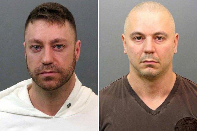 Jason Berry et Patrick Provencher, deux suspects....