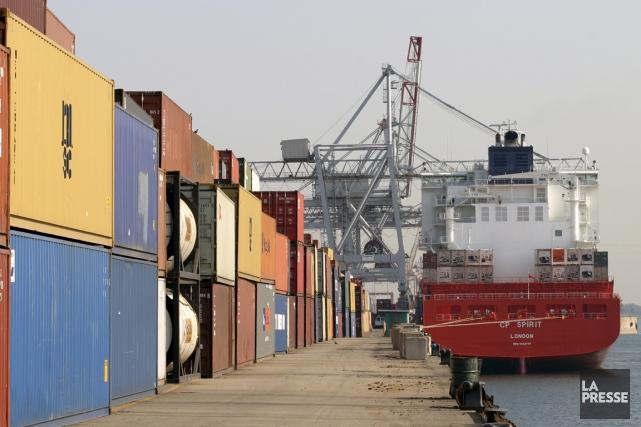 Le Canada doit absolument diversifier ses marchés d'exportation... (Photo Stéphane Champagne, archives La Presse)