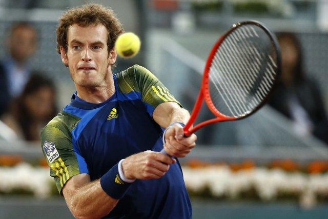 Andy Murray... (Photo Juan Medina, Reuters)