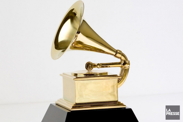 La prochaine cérémonie des Grammy Awards, les trophées de l'industrie musicale... (Photo archives La Presse)