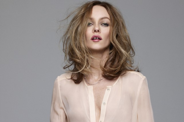 Vanessa Paradis... (PHOTO FOURNIE PAR DEP/UNIVERSAL MUSIC)