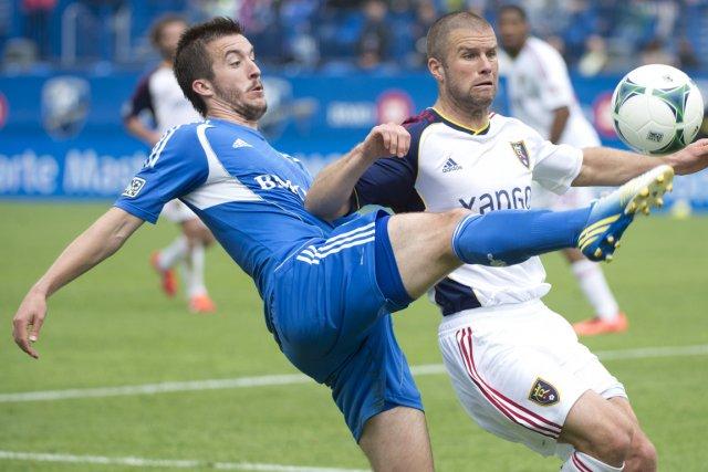 S'il joue demain contre les Whitecaps de Vancouver,... (Photo Graham Hughes, PC)