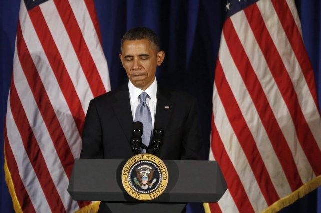 Barack Obama... (Photo Jason Reed, Reuters)