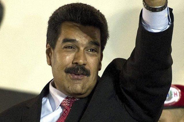 Le président du Venezuela, Nicolas Maduro.... (Photo Juan Barreto, Agence France-Presse)