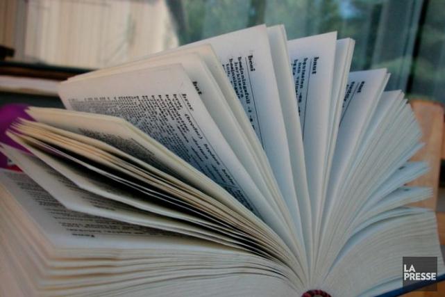 Ce n'est pas tant la présence de livres... (Archives La Presse)