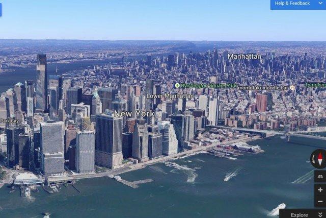 Une nouvelle version de Google Maps a été présentée dans le cadre de la...