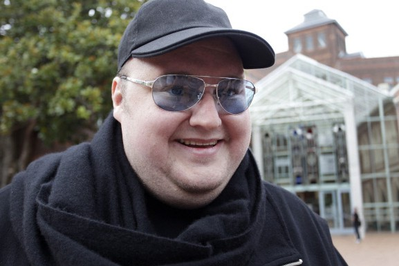 Kim Dotcom... (Photo archives Reuters)