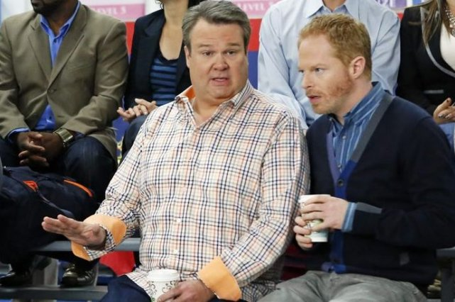 Cameron et Mitchell dans Modern Family.... (Photo: AP)