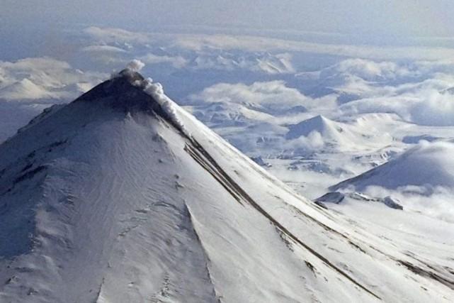 Les restes de 17 soldats morts dans un accident d'avion en Alaska en 1952 ont... (Photo Brandon Wilson, Archives AP)