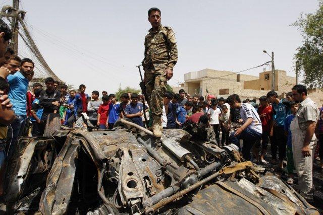 Ces attentats interviennent après deux journées marquées par... (PHOTO MOHAMMED AMEEN, ARCHIVE REUTERS)