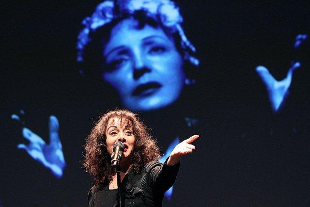 Jil Aigrot, qui a interprété la voix chantée... (Photo le soleil, Jocelyn Bernier)