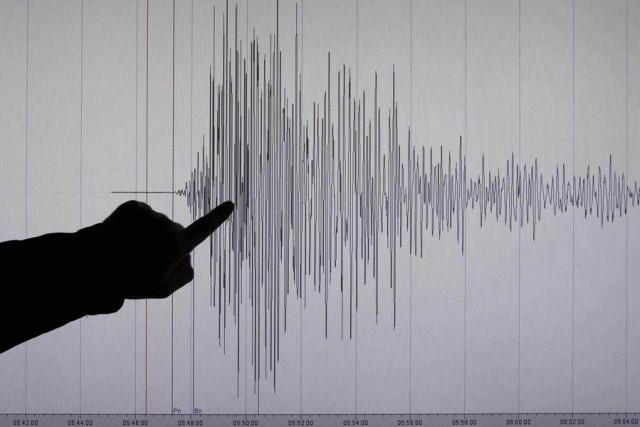 La secousse a été enregistrée à 22h15 (heure... (PHOTO ARCHIVES REUTERS)