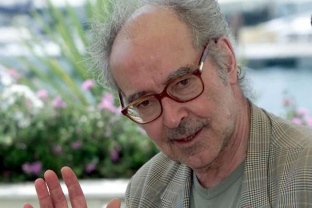 Le réalisateur Jean-Luc Godard... (Photo: archives AP)