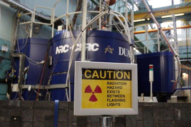 La société de la Couronne Énergie atomique du Canada limitée (EACL) devrait... (Photo Chris Wattie, Archives Reuters)