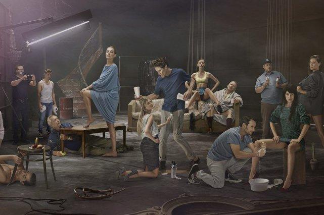 Nymphomaniac, le nouveau film de Lars Von Trier.... (Photo fournie par la production)