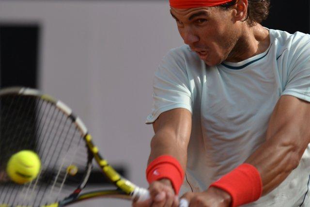 Rafael Nadal... (Photo : Gabriel Bouys, AFP)