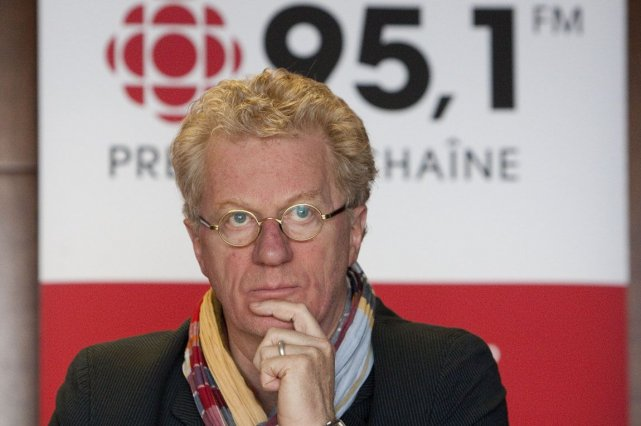À 60 ans, Patrick Beauduin quitte Radio-Canada, mais... (Photo Hugo-Sébastien Aubert, Archives La Presse)