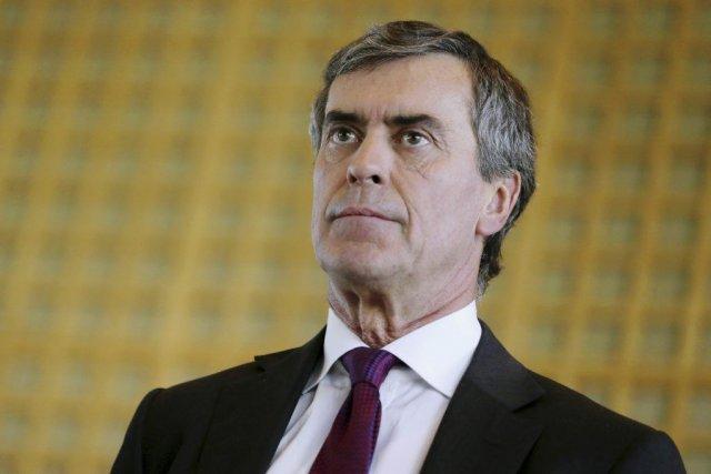 L'ex-ministre français Jérôme Cahuzac... (PHOTO KENZO TRIBOUILLARD, AFP)