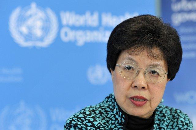 Margaret Chan, directeur général de l'OMS.... (Photo archives La Presse Canadienne)