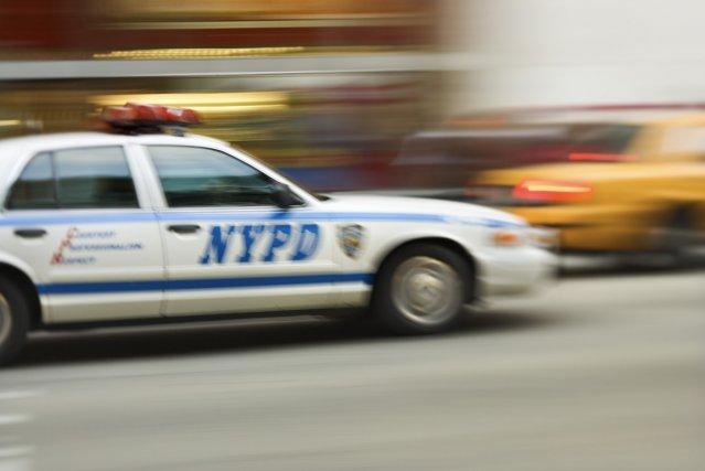 Une étudiante universitaire de New York aux prises avec un intrus armé a  été... (PHOTOTHÈQUE LA PRESSE)
