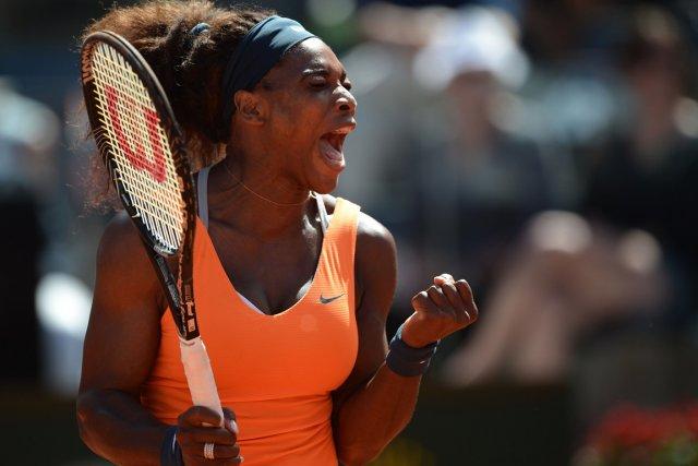 Serena Williams a gagné son quatrième tournoi de... (Photo : Filippo Monteforte, AFP)