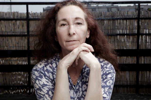 Sandrine Ageorges-Skinner est la femme de Hank Skinner,... (Photo : Julien Falsimagne, fournie par les Éditions Stock)