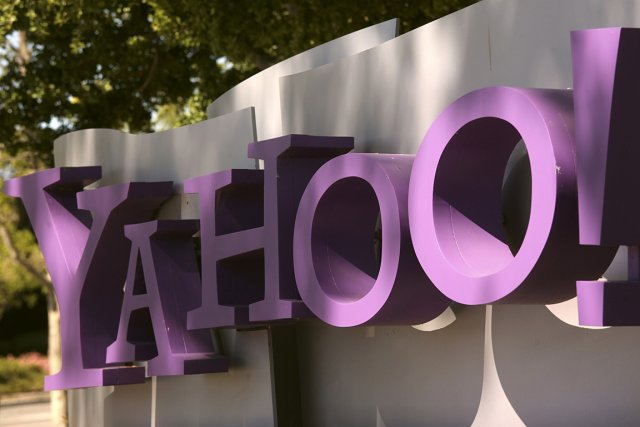 Yahoo!, fondé en 1994 en Californie, est devenu... (Photo: Reuters)