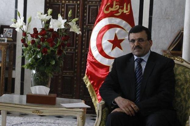 Le premier minsitre tunisien Ali Larayedh a utilisé... (Photo ZOUBEIR SOUISSI, Reuters)