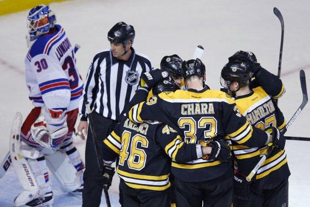 Les Rangers de New York ont besoin de trouver des solutions - et vite. (Photo: Reuters)