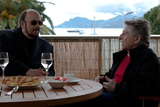 James Toback interviewe Roman Polanski dans son documentaire Seduced... (Photo: AFP)