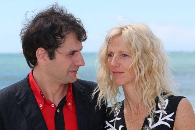 Le réalisateur Serge Bozon et la co-vedette de... (Photo: AFP)