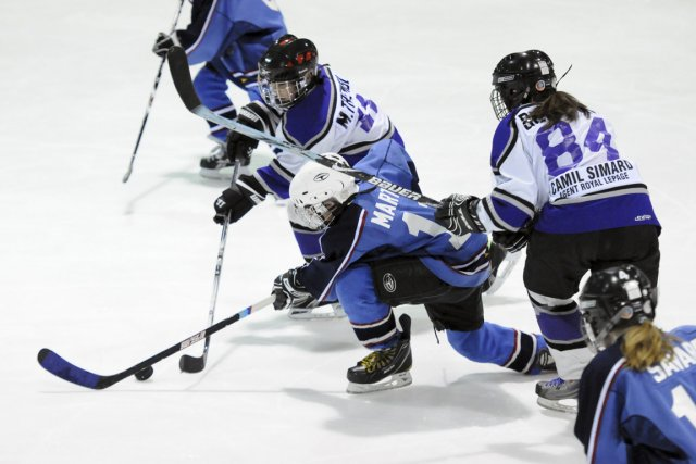Le directeur de Hockey Québec Sylvain Lalonde a... (Photo : archives La Presse)
