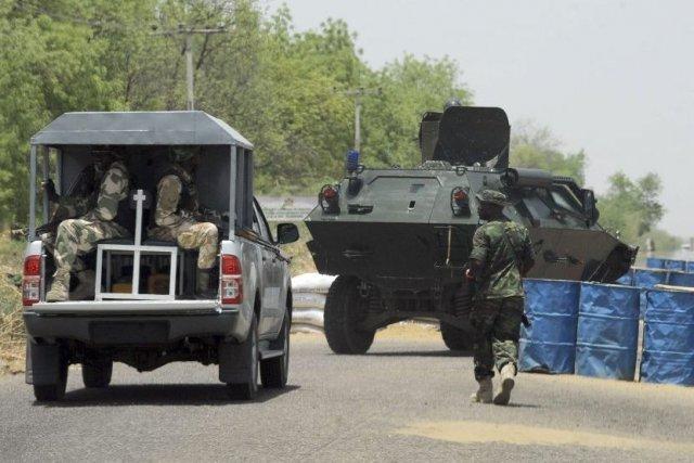 L'armée nigériane.... (PHOTO PIUS UTOMI EKPEI, AFP ARCHIVES)