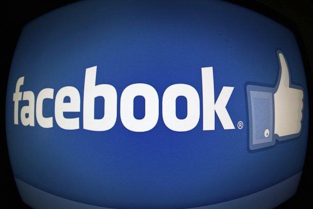 La page Facebook annonçant une «journée du nu» artistique lundi, organisée par... (Photo archives AFP)