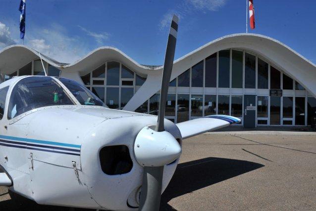 L'aéroport de Trois-Rivières sera le théâtre d'une importante... (Photo: Stéphane Lessard)