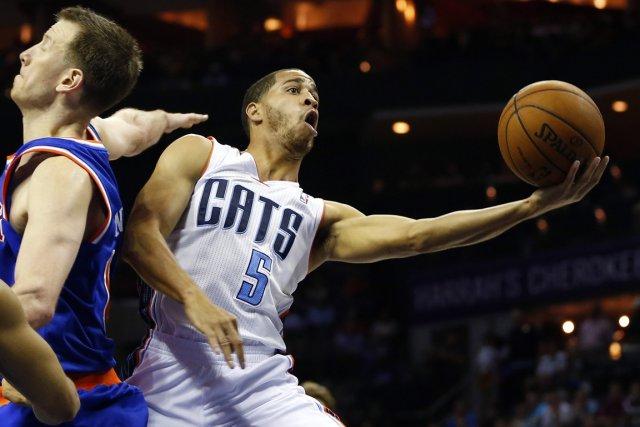 Selon une source au courant du dossier, les Bobcats feront connaître mardi soir... (Photo Chris Keane, Reuters)