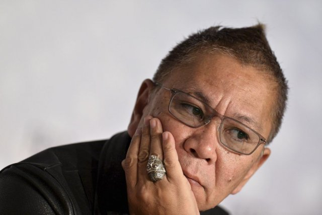 Le réalisateur Takeshi Miike... (Photo: AFP)