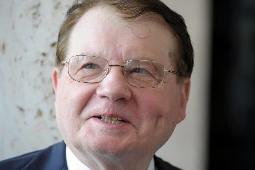 Le chercheur français Luc Montagnier.... (Photo archives AP)