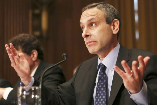 L'ancien dirigeant de l'Internal Revenue Service,Douglas Shulman.... (PHOTO GARY CAMERON, REUTERS)
