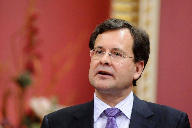 Le ministre de la Justice, Bertrand St-Arnaud... (Photo Andréanne Lemire, Focus1)