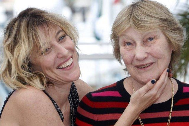 La réalisatrice Valeria Bruni-Tedeschi en compagnie de sa... (Photo: Reuters)