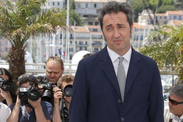 Le réalisateur italienPaolo Sorrentino a présentéLa grande bellezza... (LOIC VENANCE)