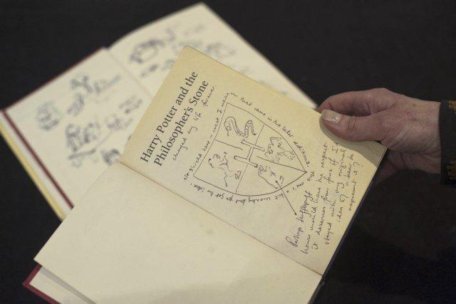 L'ouvrage qui a atteint un prix record pour... (Photo AFP)