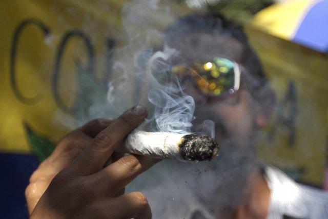La Colombie semble se diriger vers une dépénalisation totale des consommateurs... (Photo: Reuters)
