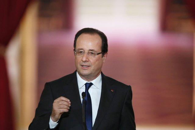 Les hausses d'impôts étaient d'abord une question d'image... (Photo: AFP)