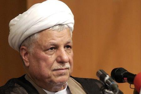 L'ex-président de l'Iran Akbar Hachémi Rafsandjani.... (Photo archives AP)