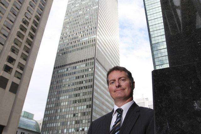 Me François St-Arnaud, avocat des affaires spécialisé dans... (PHOTO STÉPHANE CHAMPAGNE, COLLABORATION SPÉCIALE)