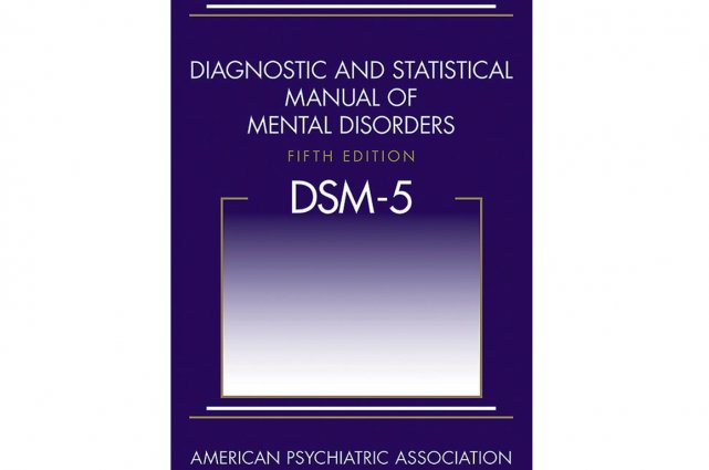 Le nouveau DSM-5.... (photo AP)